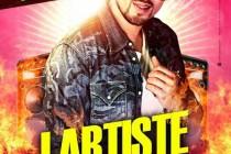 Mantes-la-Ville : Lartiste en concert au Carré Vip le 20 mars