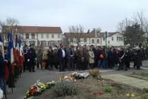 Mantes-la-Ville : le Front National absent de la cérémonie sur la fin de la guerre d'Algérie
