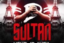 Mantes-la-Ville : Sultan en concert à La Suite ce soir