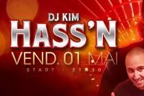 Mantes-la-Ville – La Suite : soirée dansante avec DJ Kim & Hass'N vendredi soir