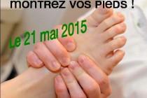 Mantes-la-Jolie – Agora : 13ème journée nationale de la santé du pied ce jeudi