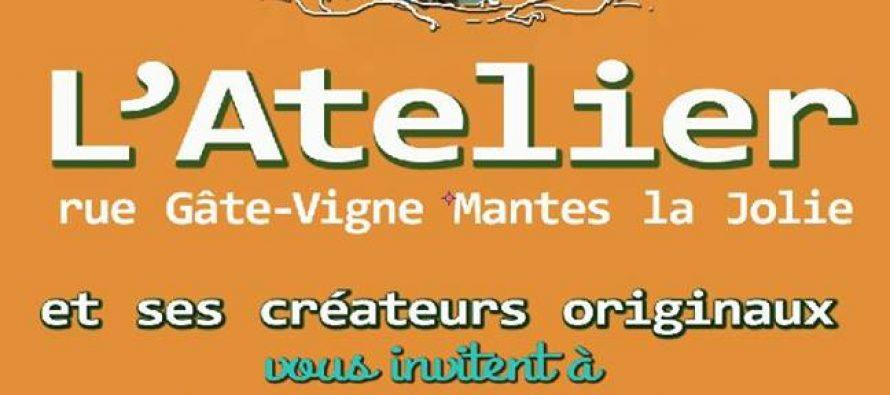 Mantes-la-Jolie – Fête des Mères : une boutique éphémère à l'Atelier