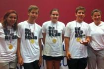 Limay – Lycée Condorcet : quatre élèves remportent la coupe de France scolaire de beach tennis