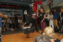 Rassemblement de danse Hip-Hop au CAC : un franc succès