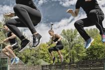 Mantes-la-Jolie : cours de cardio-training au complexe sportif Marcel Doret