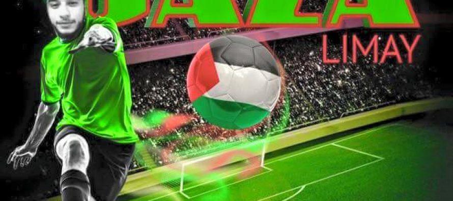 Limay – Oumma Solidarity : opération un stade pour Gaza