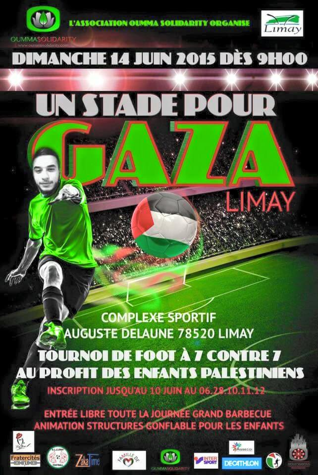 Un Stade pour Gaza