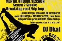 CAC Georges Brassens : 3ème édition du Hip-Hop Day demain