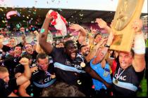 Rugby – Aix-en-Provence : le Mantais Ousmane N'diaye sacré champion de Fédérale 1