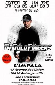 IMPALA GOLDFINGERS