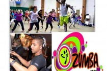 Aubergenville – AS Gant d'Or : stages de Zumba les mardis 21 et 28 juillet