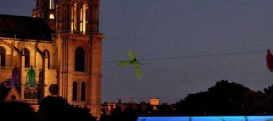 Mantes-la-Jolie : Festival My Electro Family , acte 4