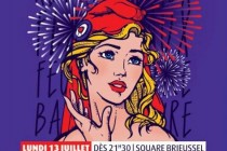 Mantes-la-Jolie : Fête Nationale du 14 juillet