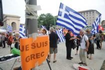 Limay: manifestation de soutien au peuple grec à 18 heures