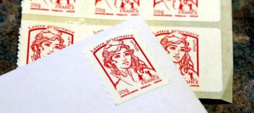 Économie – La Poste : le prix du timbre va encore augmenter au 1er janvier 2016