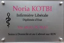 KOTBI Noria : infirmière diplômée d'État à Mantes-la-Jolie