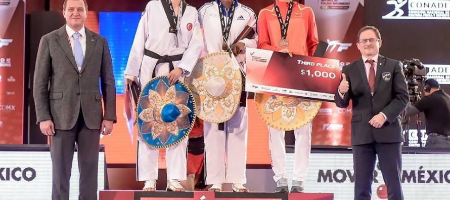 Taekwondo : Haby Niaré qualifiée pour les Jeux Olympiques de Rio (Brésil)