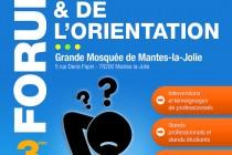 Mantes-la-Jolie : un forum des métiers et de l'orientation