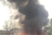Mantes-la-Jolie : deux voitures prennent feu au 105