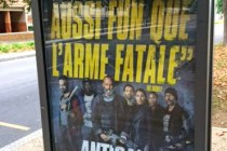 Cinéma : Oumar Diaw joue dans Antigang qui sort mercredi dans les salles
