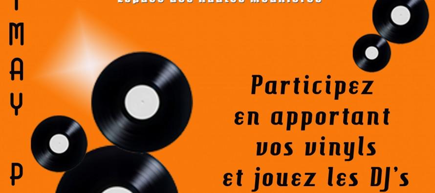 Limay Plage : soirée musicale « à vos vinyls » demain soir