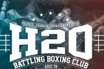 H2O Battling Boxing Club : boxe anglaise et muay thaï pour la rentrée programmée lundi prochain