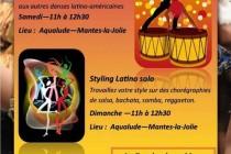 Mantes-la-Jolie : la rentrée de Latin Adikt, c'est samedi