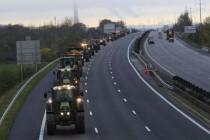 Manifestation agricole : grosse « galère » sur l'A13 demain