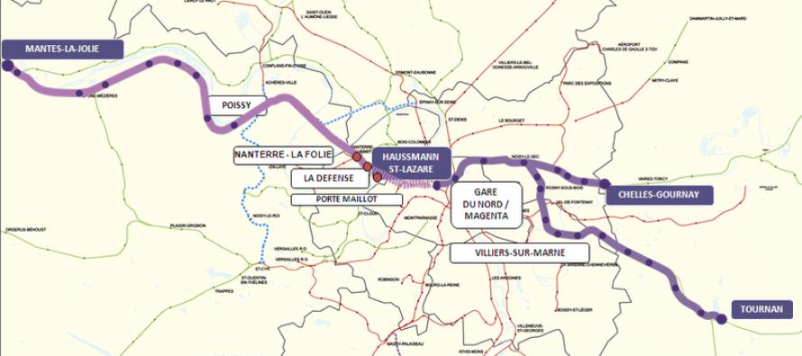 Mantes-la-Jolie – EOLE : le projet du RER E en 11 points