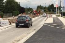Mantes-la-Jolie : réouverture complète du boulevard Sully vers l'A13 et l'hôpital