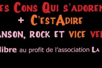 CAC Georges Brassens : «Les cons qui s'adorent» et «C'est à Dire» en concert demain soir
