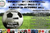 ALJ Limay – Inédit II : un tournoi de foot avec le PSG, Reims et Nottingham Forest