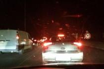 Épône: un embouteillage monstre sur l'A13