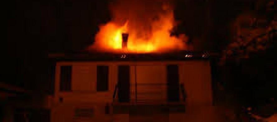 Mantes-la-Ville : un SDF décède dans le feu d'une maison squattée