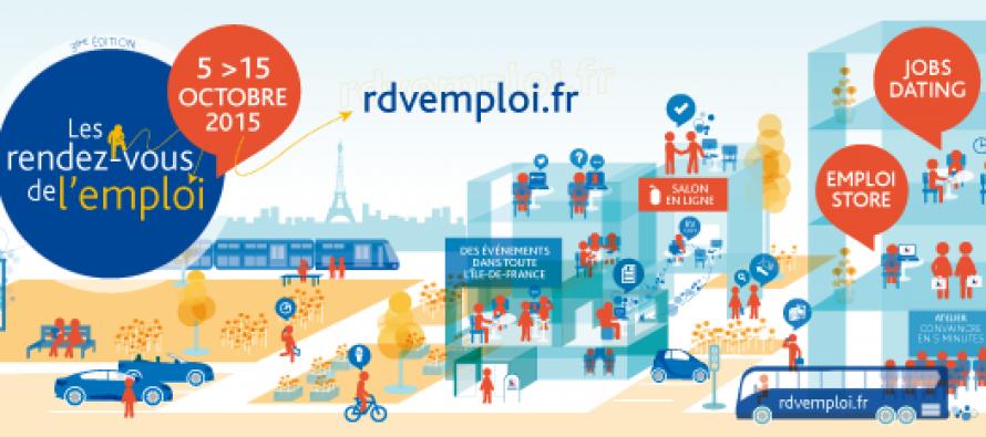 Pôle emploi Ile-de-France : forum sur la création d'entreprise le 12 octobre à l'Agora
