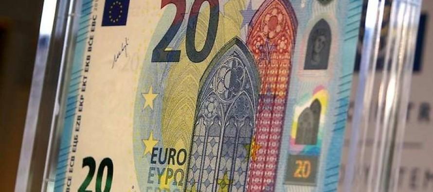 Économie : un nouveau billet de 20 euros mis en circulation par la BCE