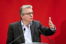 Régionales : le candidat du PCF Pierre Laurent se rend à Limay ce lundi