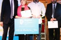 Mantes-la-Jolie : les ambassadeurs de l'année honorés
