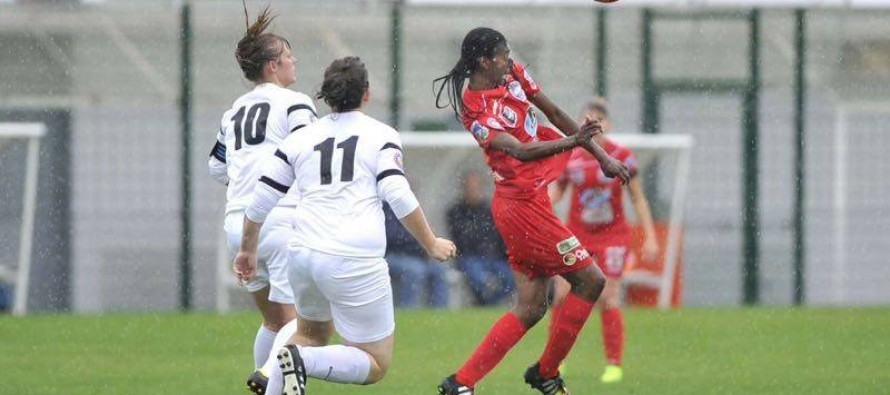 Foot – D2 Féminine : la Mantaise Pamela Babinga affole les compteurs avec Aurillac