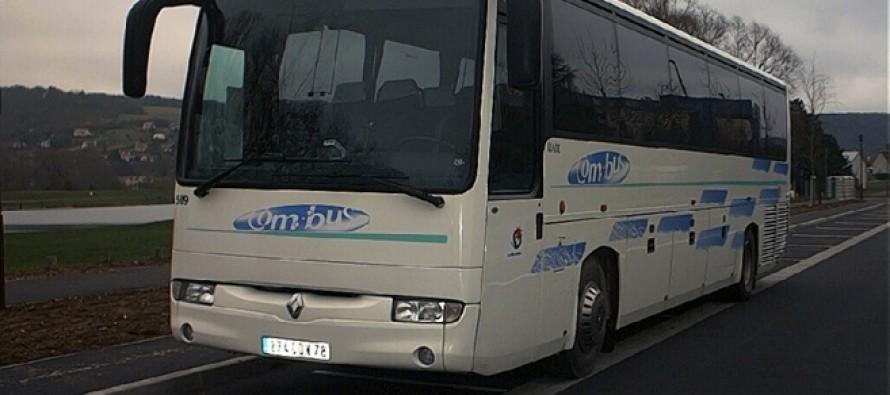 Mantes-la-Jolie : un chauffeur de Com'Bus roule alcoolisé
