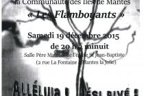 Mantes-la-Jolie : les flamboyants vont chanter Noël samedi 19