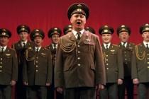 Mantes-la-Jolie : les chœurs de l'armée russe à la Collégiale Notre-Dame