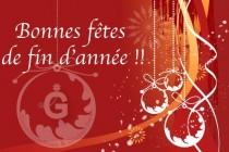 EDITO : Mantes Actu vous souhaite de bonnes fêtes de fin d'année