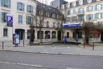 Mantes-la-Jolie : le parking de l'hôtel de Ville accessible par la rue Gambetta les 18 et 19 novembre