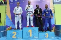 Championnats d'Europe de Jiu-jitsu Brésilien: Félicien Matoko se hisse à la 3ème place