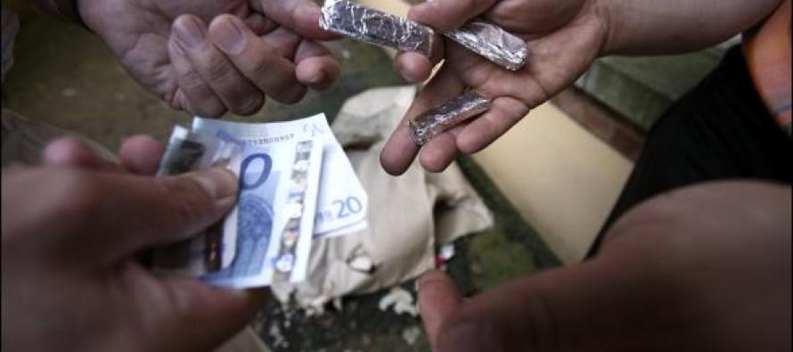 Limay : un jeune de 15 ans arrêté en train de vendre de la drogue
