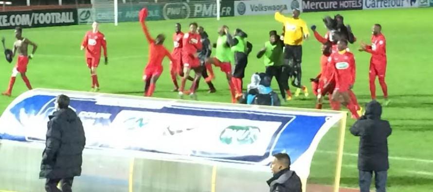 Coupe de France : le FC Mantois qualifié pour les 16es pour la première fois de son histoire