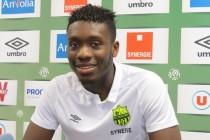 FC Mantois – FC Nantes : convoqué, Enock Kwateng devrait être titulaire