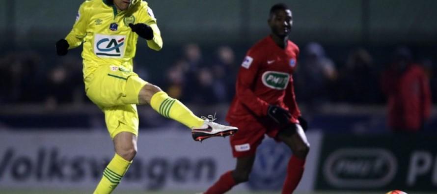 Coupe de France : le résumé vidéo de la rencontre entre le FC Mantois et le FC Nantes