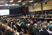 Grand Paris Seine et Oise : découvrez les noms des 15 vice-présidents et des 4 conseillers délégués